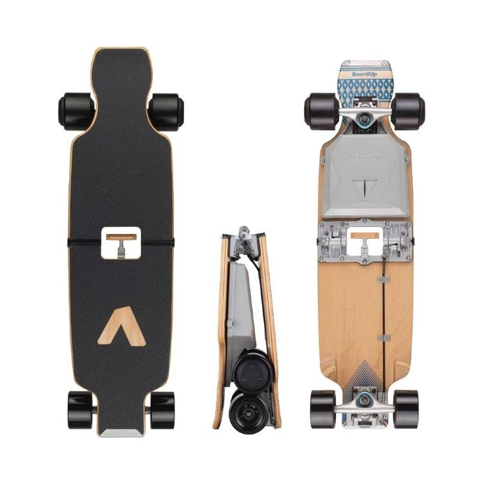 The World's First Self-Folding Longboard that Eases Up Your Travelling Burden (2)